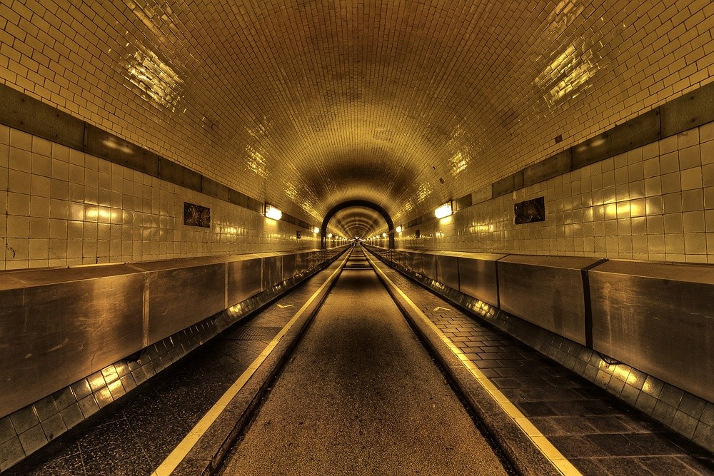 030 Alter Elbtunnel HDR