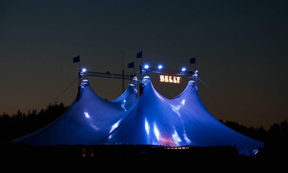237 Circus Belly zu Gast in Stade