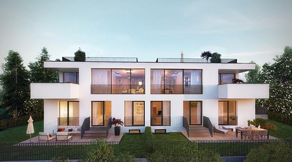Uitikon neubau 3 doppelhaush lften 2017 bauwerk - Bauwerk architekten ...