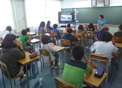 中学生向けの「小笠原の自然環境に配慮したペットの飼い方」