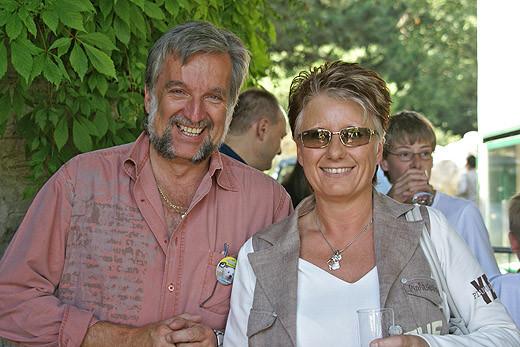 Dr. Harald Schammer, Karin Kruckenfellner