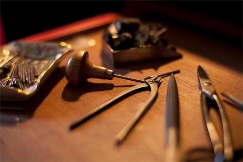 工具には色々な形とサイズが沢山あります。