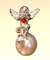 「地球に舞い降りた天使」