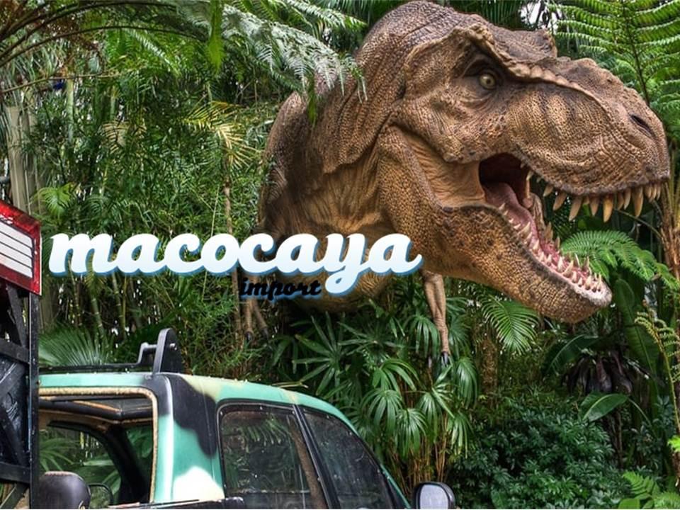 Las mejores réplicas de dinosaurios en Barcelona