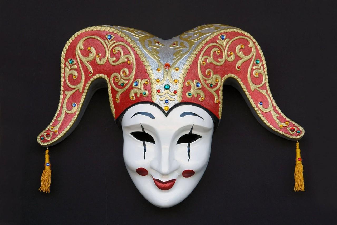Decoraci n tem tica de m scaras m scaras tem ticas - Mascaras venecianas decoracion ...
