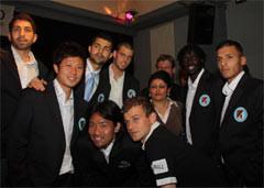 Türkiyemspor e.V.  Futbol Kulübü'nün Futbolcuları