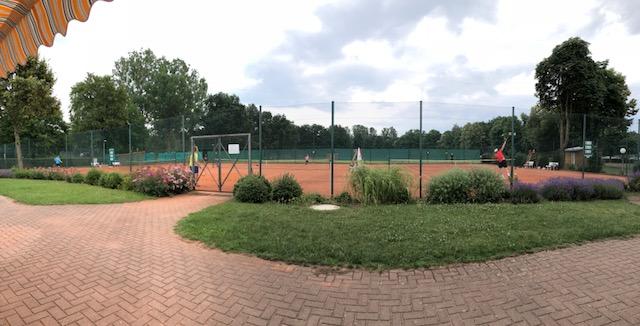 Die schöne Anlage des TSG Bamberg