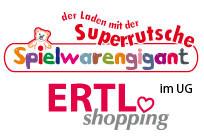 Der Spielwarengigant im ERTL Zentrum Hallstadt