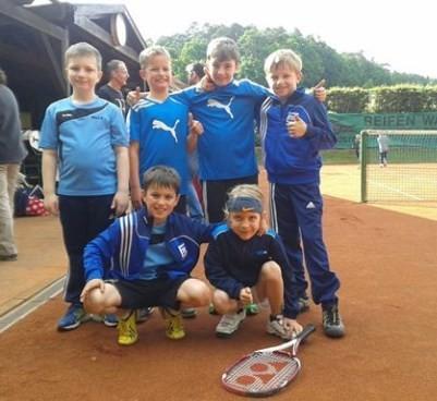 Die U9 Bambini Meister 2014