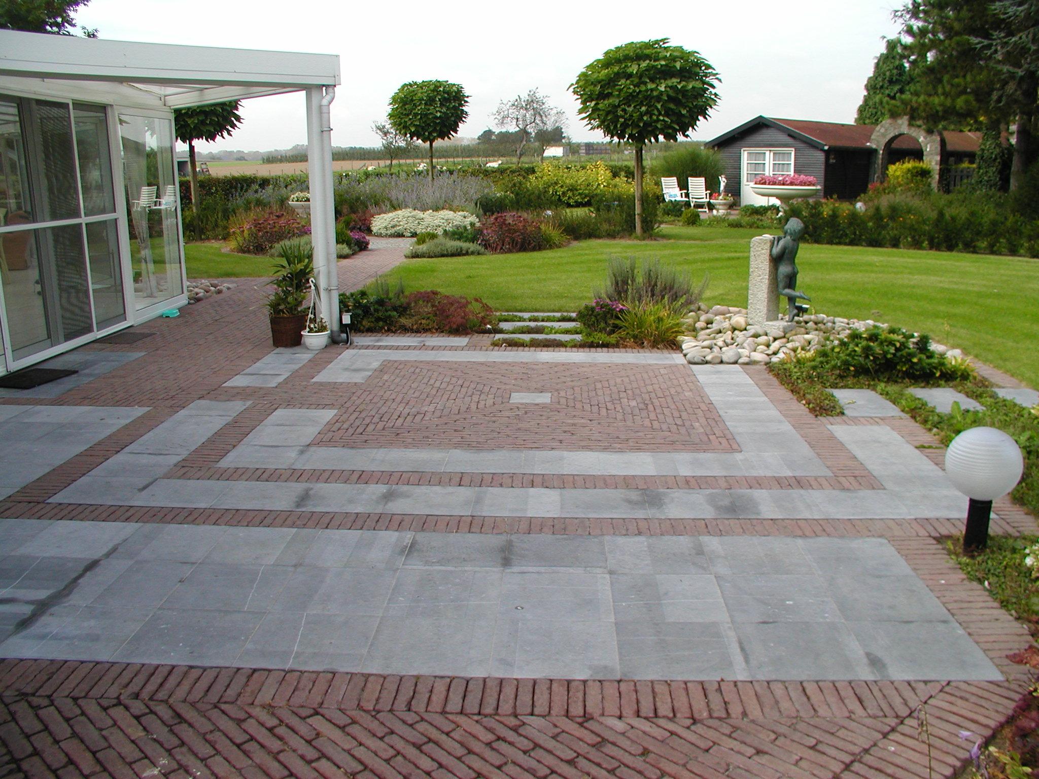 Am nagement jardin plan d 39 eau de website van briers for Plan amenagement jardin rectangulaire