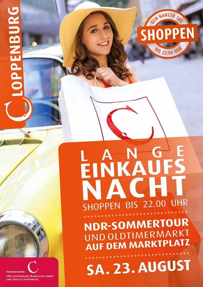 Foto: Lydia Baitinger, Styling: Lena Blank, Design: Stiebi Design Werbeagentur, Veranstalter: CM Cloppenburger Marketing