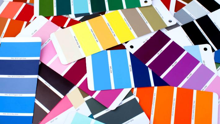 ジンドゥーAIビルダーの色の使い方・選び方