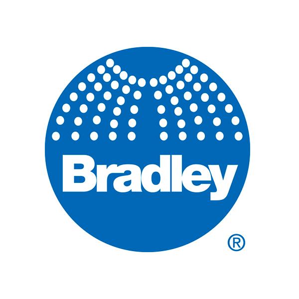 Equipos bradley regaderas y lavaojos de emergencia for Marcas de regaderas