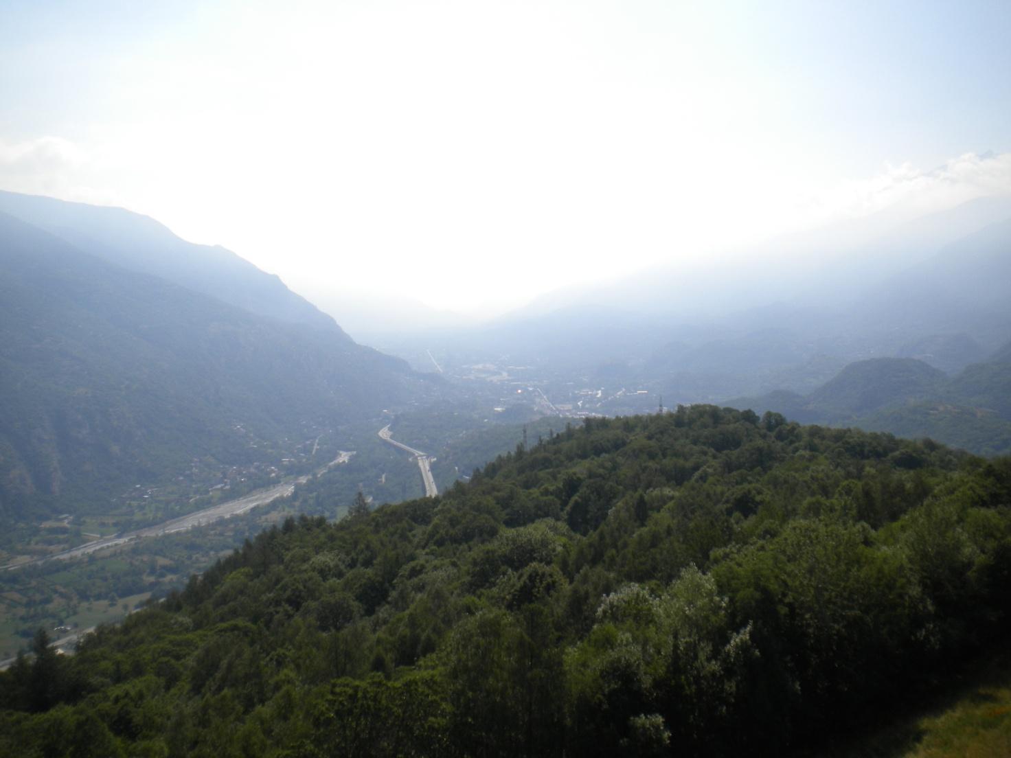 Lato centro Bassa Valle e Susa