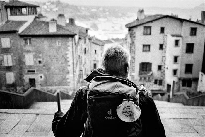 Compostelle, la marche céleste ©  Guillaume Langla