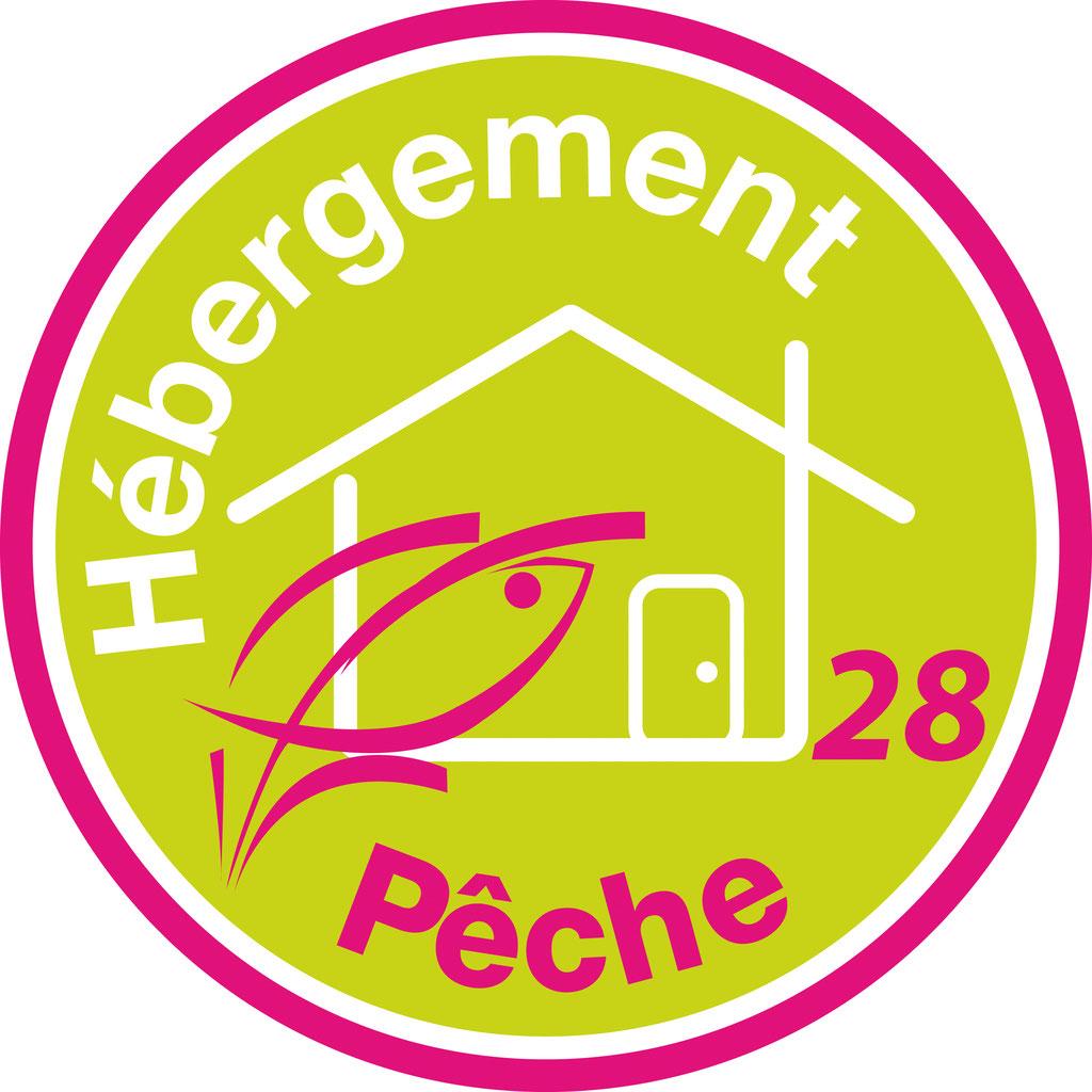 Certification officielle Hébergement Pêche 28