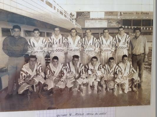 Equipe 1 saison 1992/93.