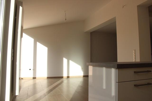 Viel neuer Wohnraum im Anbau.