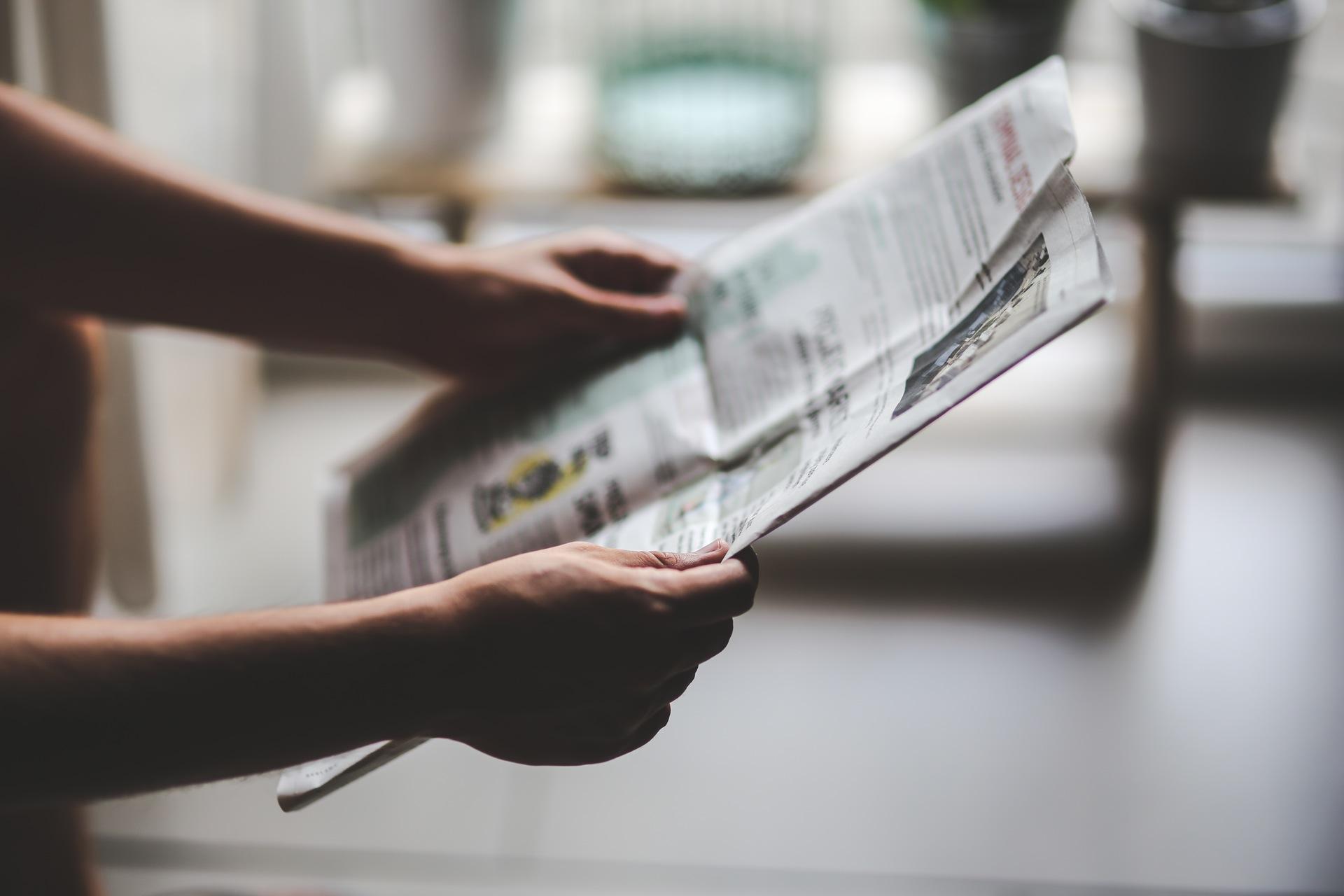 Media, Zeitungen, Magazine - Public Relation Agentur für KMUs und Gründer - MIND.Avenue