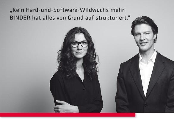 Kein Hard- und Software-Wildwuchs mehr