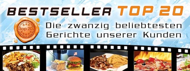 Holzofen-Pizza, Baguettes, Spaghetti, Steaks, knackige Salate ... > Bild klicken