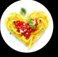 Pasta - Spaghetti, Tortellini und Tagliatelle
