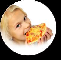 Speisekarte für Kinder