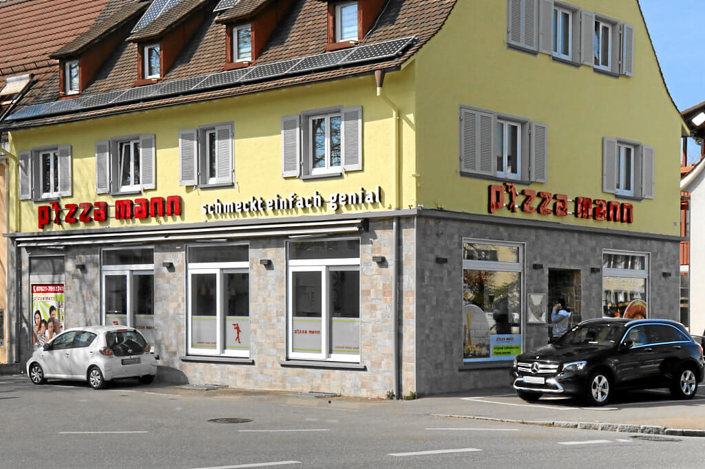 Pizza Mann Haltingen