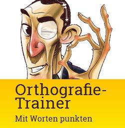 Orthografietrainer
