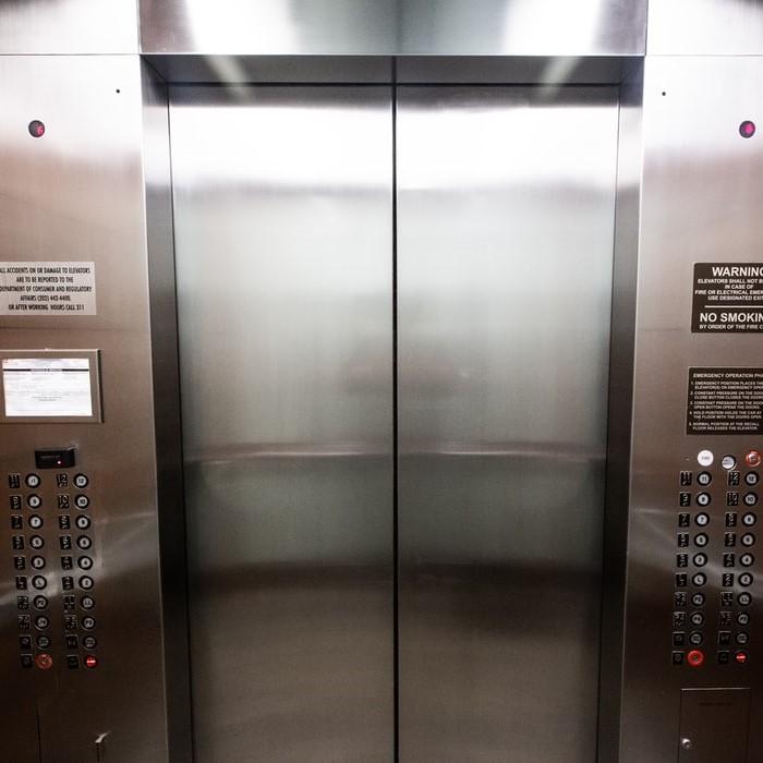 エレベーター設備点検