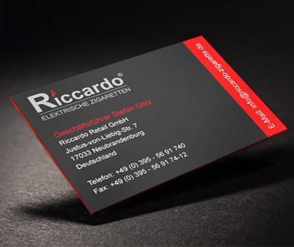 Riccardo E-Zigarette