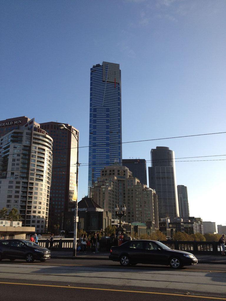 Melbourne- City