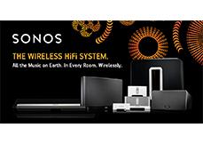 Sonos, Soundsysteme, Wirless, HiFi System, Soundanlagen, Peter Huber