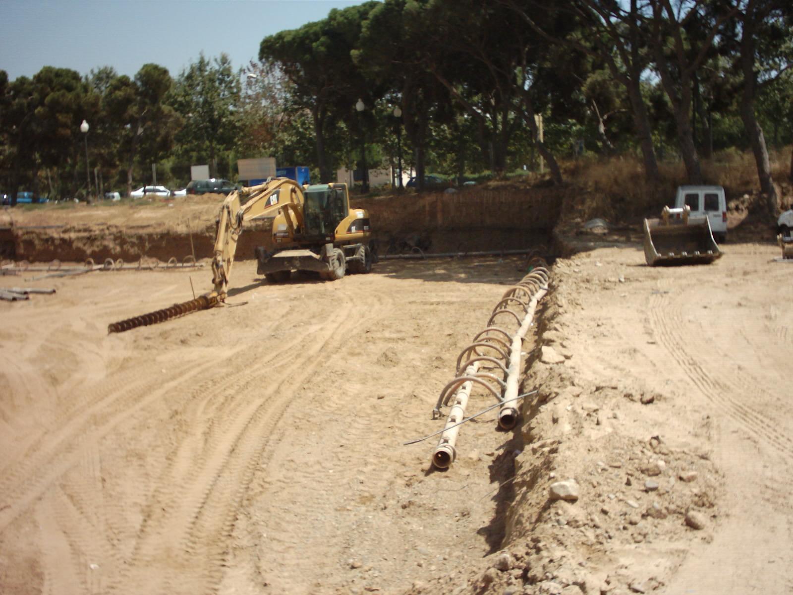 Cambrils Paradís Fase III (Cambrils - Tarragona). Seguimiento y Control de Obra