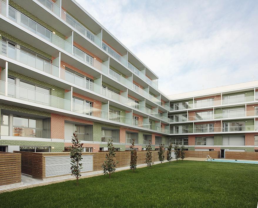 Complejo EIX VERD (Granollers - Barcelona)