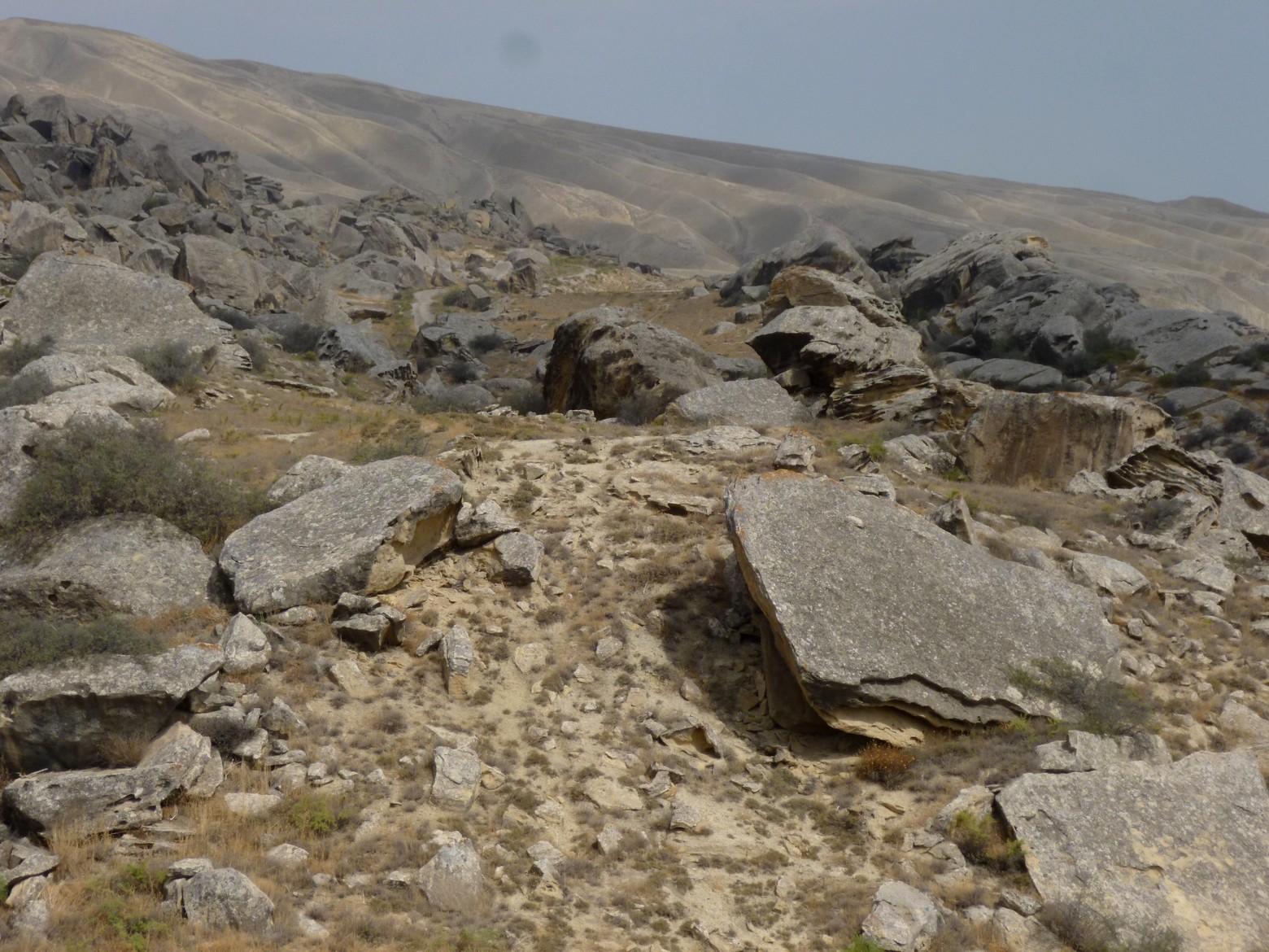 la réserve de Gobustan