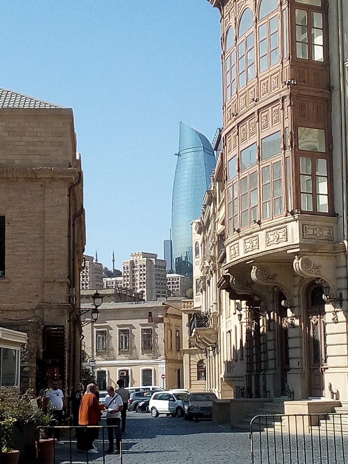 visibles de tous les coins de la ville
