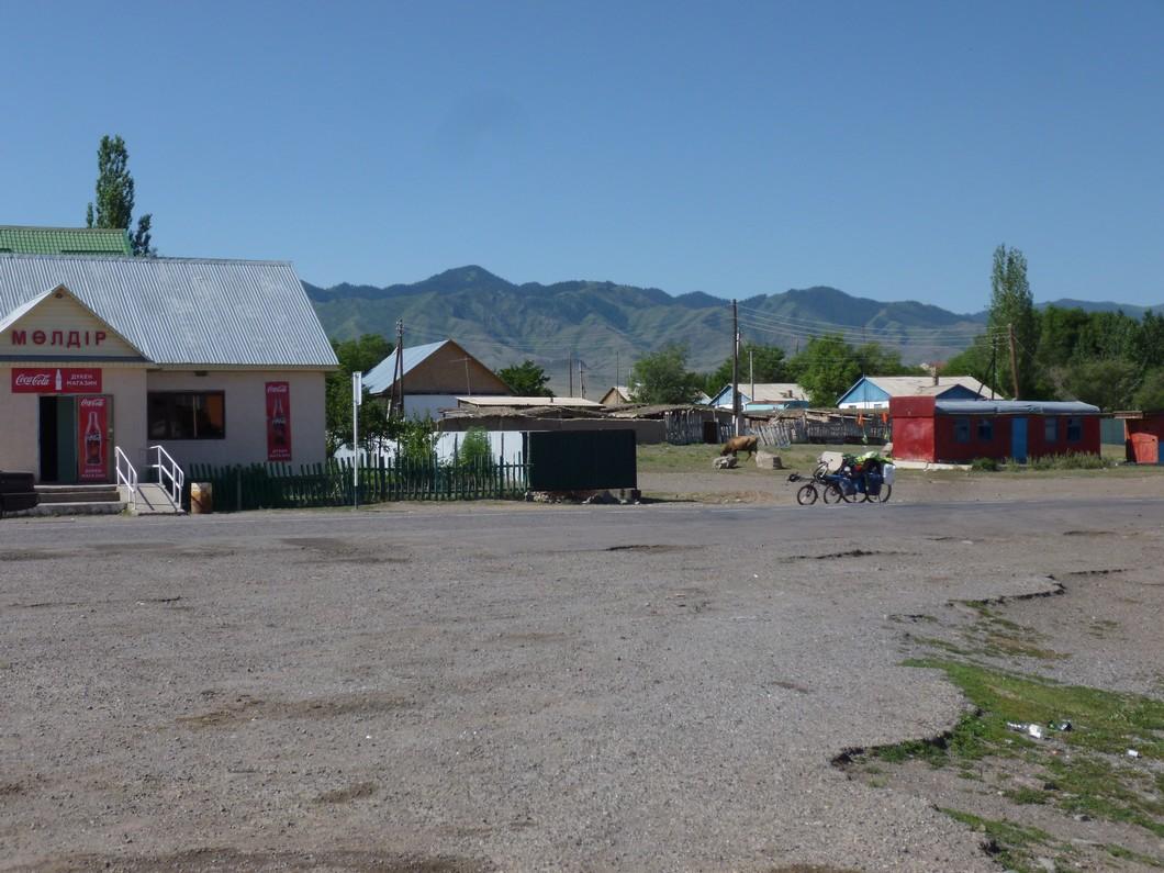 un village au milieu de nulle part