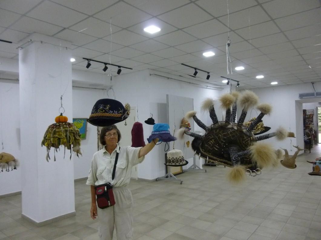 expo de chapeaux