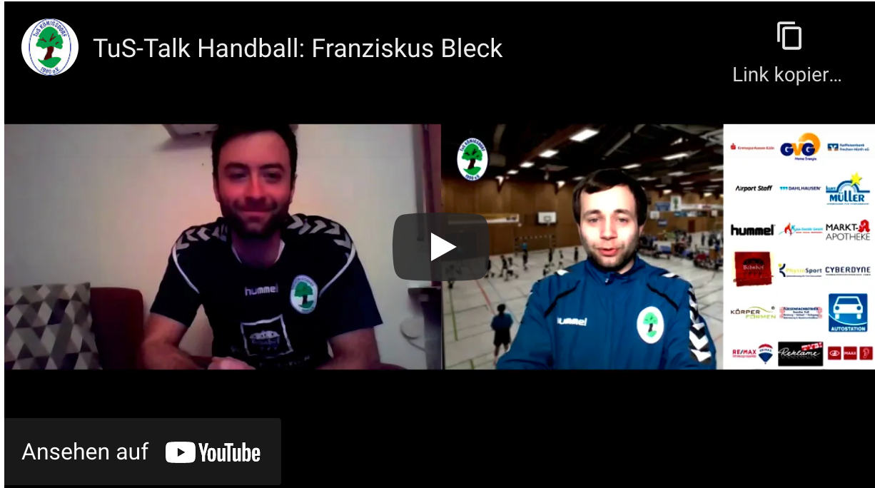 TuS Talk / Franziskus Bleck