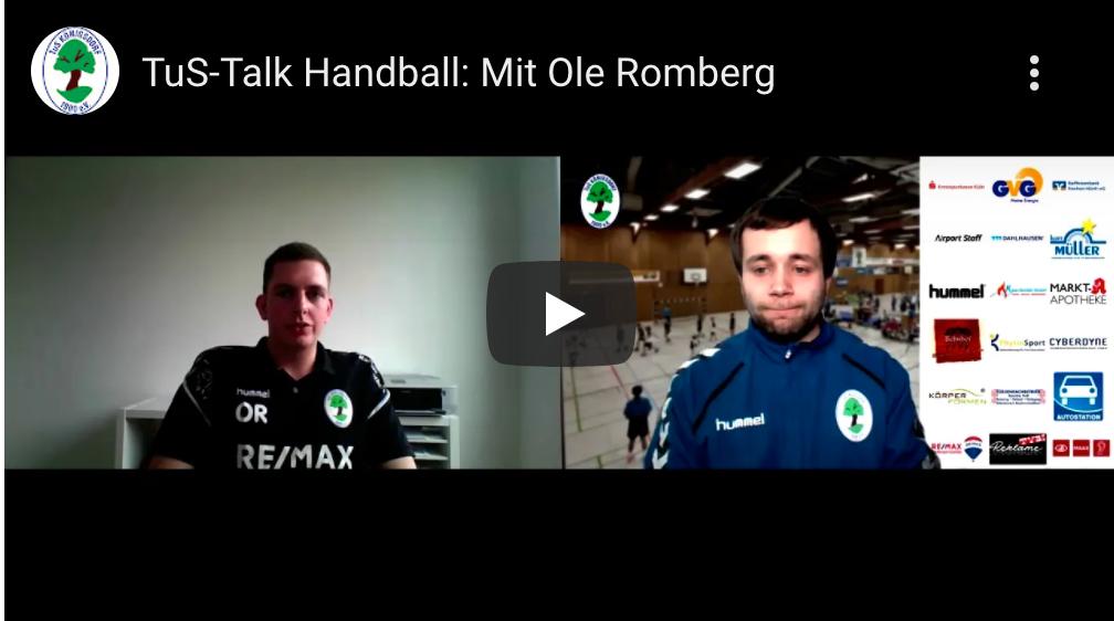 TuS Talk / Ole Romberg