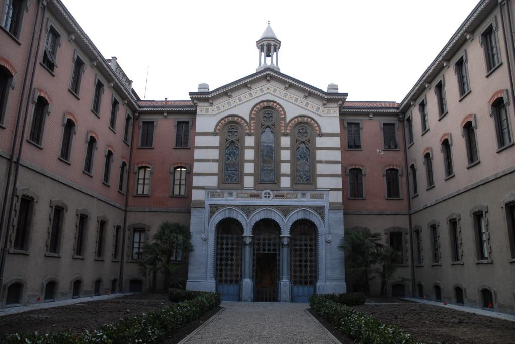 La cappella dove è sepolto G.verdi