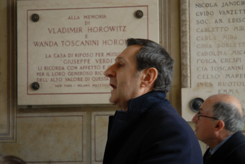 La casa di Riposo per Musicisti viene fondata da Verdi nel 1899.