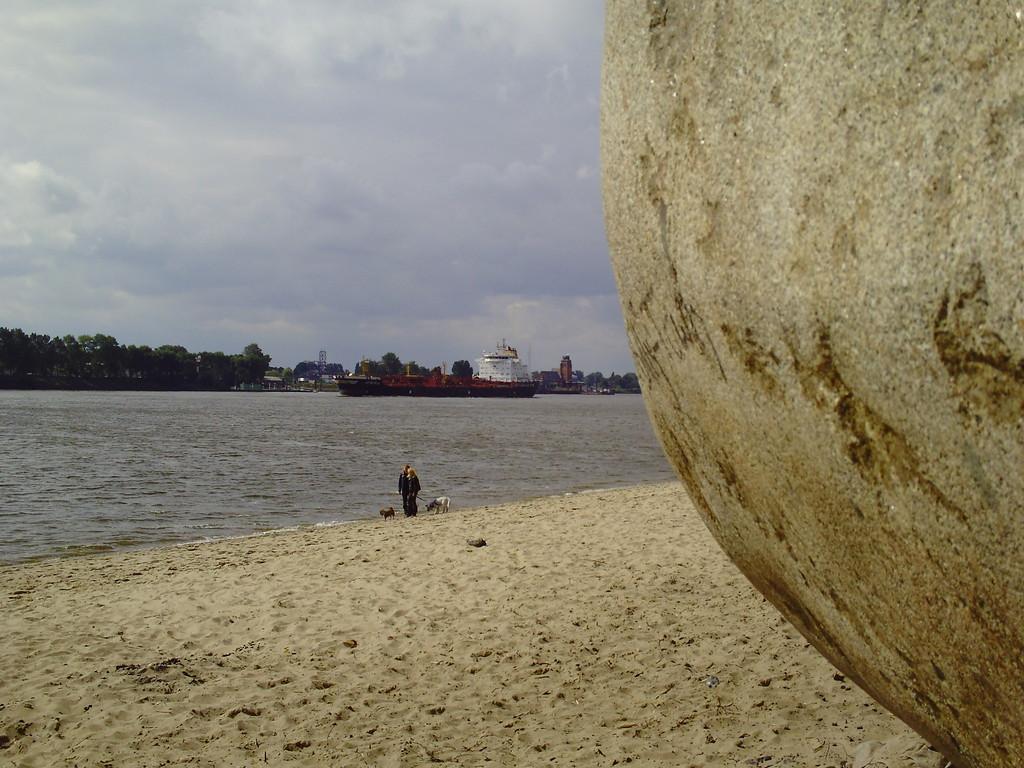 Der Alte Schwede und die Elbe