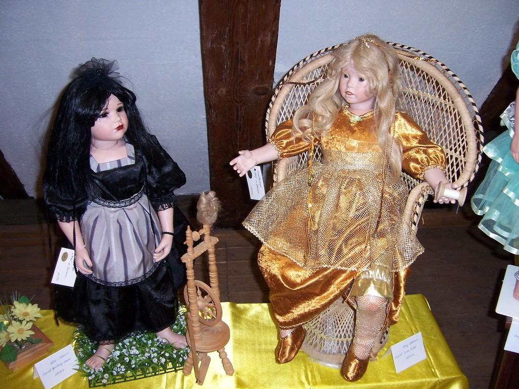 Pechmarie und Goldmarie