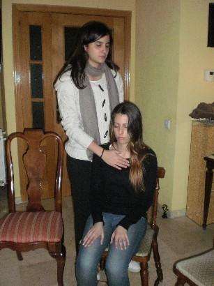 Candela y Nuria
