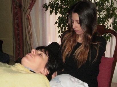Nuria y María