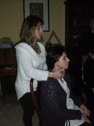 Natalia y Rosa