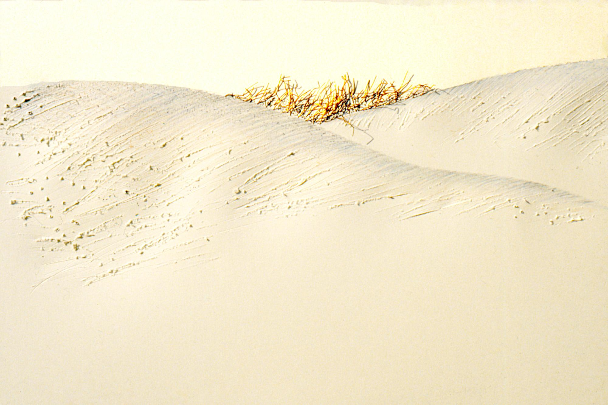 Winterreise (oostenwind)   (72x52cm)