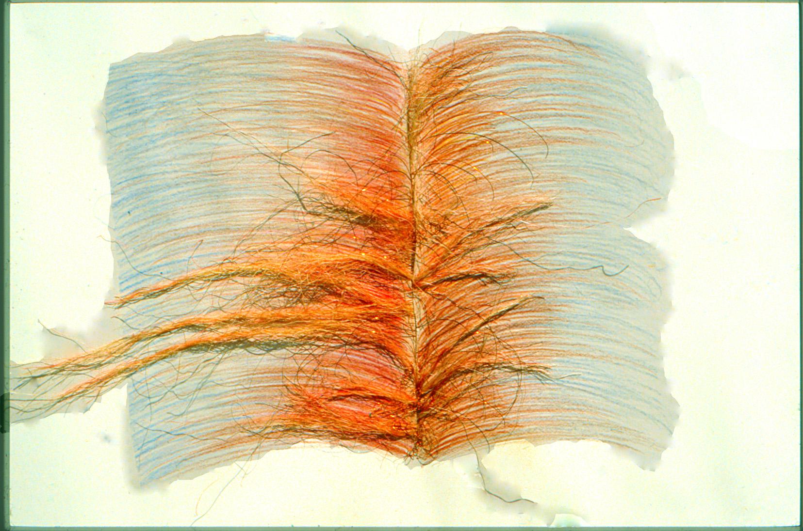 das offene Buch    (72x52x10cm)